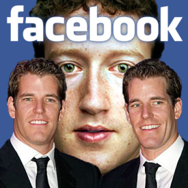 winklevoss twins, facebook, start ups, mark zuckerberg